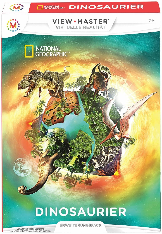 Mattel DTN70 - View-Master Erweiterungspack Dinosaurier