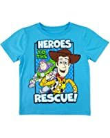 Toy Story Toddler Little Boys Heroes to the Rescue T-Shirt