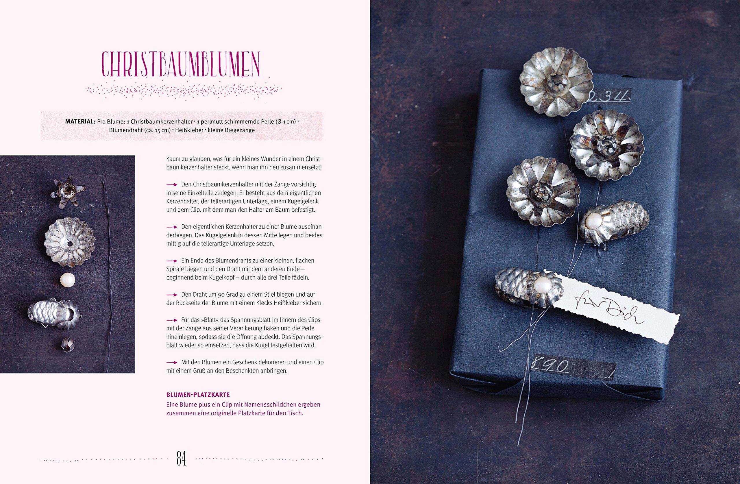 Kreative Weihnachtsideen zum Selbermachen: Katrin Heinatz ...
