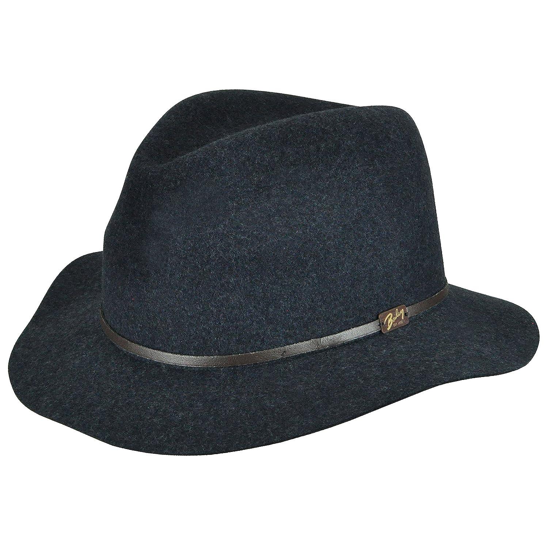 Bailey Jackman-Sombrero de Fieltro Hombre 1369 acb4d519fa0