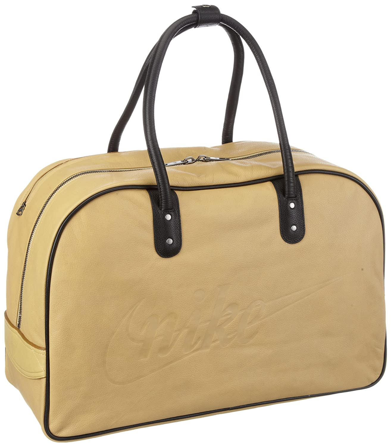 more photos 2bc8f a02ba Nike NSW 76 Leather Holdall: Amazon.co.uk: Sports & Outdoors