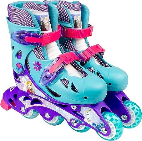 Disney Frozen 2 Inliner 30-33 verstellbar Inlineskates Mädchen Skates