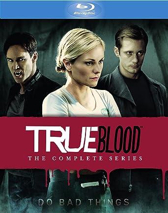 True Blood - The Complete Seasons 1-7 34 Blu-Ray Edizione: Regno Unito Reino Unido Blu-ray: Amazon.es: Anna Paquin, Stephen Moyer, Sam Trammell, Ryan Kwanten, Chris Bauer, Nelsan Ellis, Carrie Preston, Rutina Wesley,