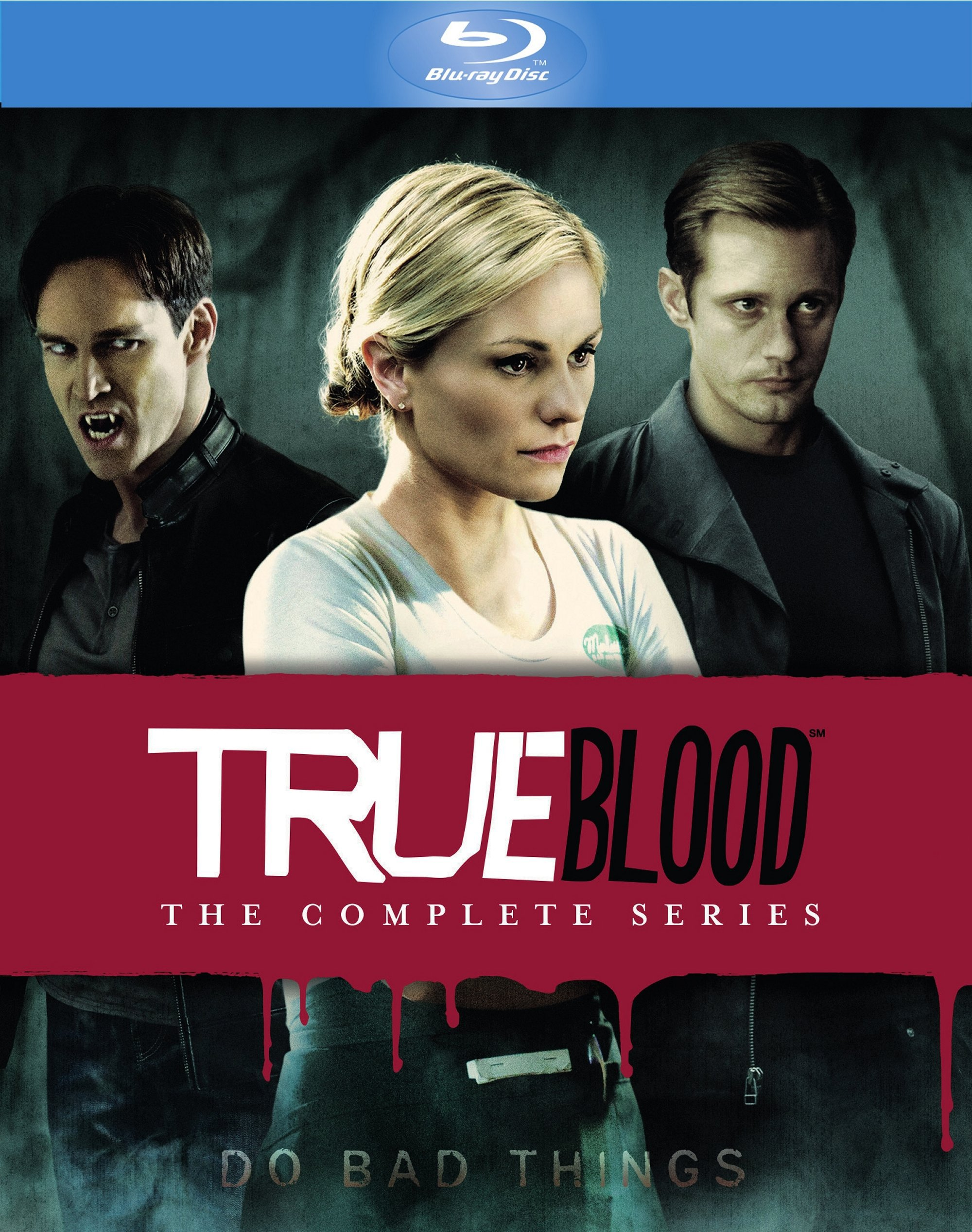 True Blood - Season 1-7 [Blu-ray] [Region Free] by HBO Warner Home Video