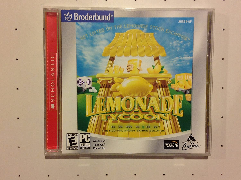 Amazon. Com: lemonade tycoon: video games.