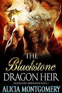 The Blackstone Dragon Heir: Blackstone Mountain Book 1