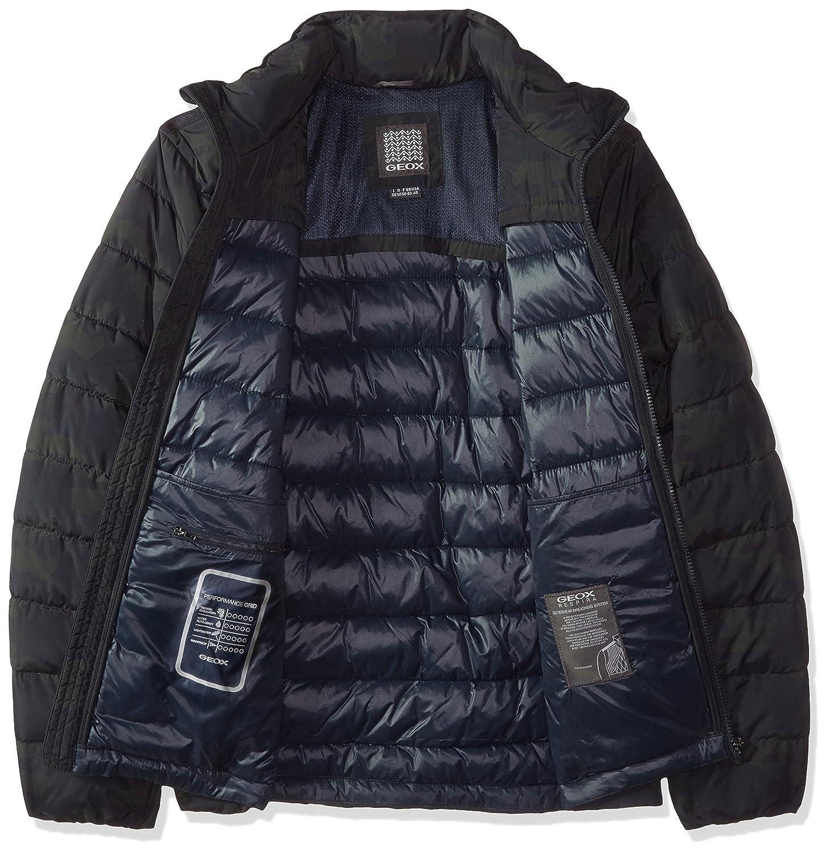 Geox Mens Jacket M7428m