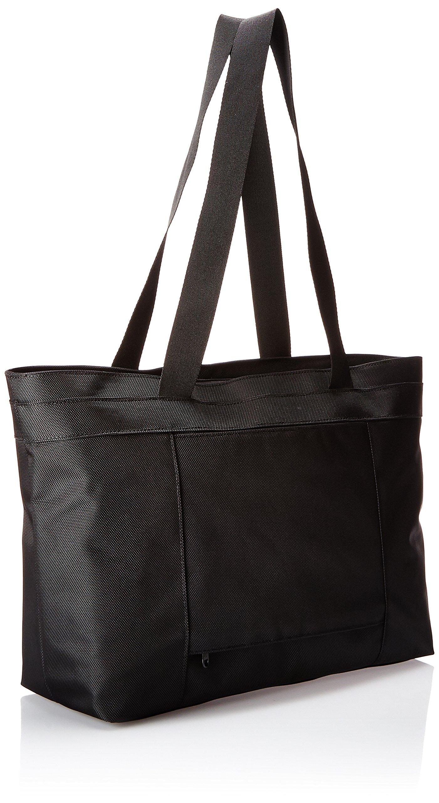 Victorinox Werks Traveler 5.0 WT Shopping Tote, Black, One Size by Victorinox (Image #3)