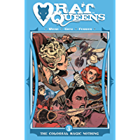 Rat Queens Vol. 5: The Colossal Magic Nothing (English Edition)
