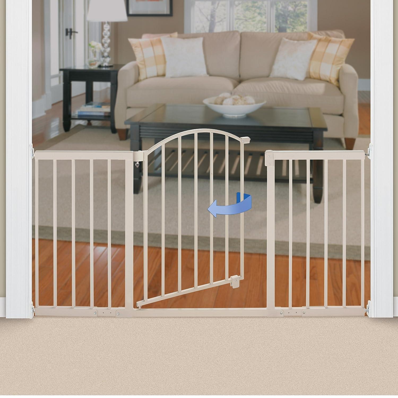 Baby jasper bed brackets - Amazon Com Summer Infant Metal Expansion Gate 6 Foot Wide Walk Thru Indoor Safety Gates Baby