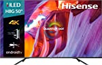 Hisense 50-Inch Class H8 Quantum Series Android 4K ULED Smart TV