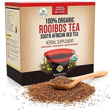 Kiss Me Organics Detox Rooibos Tea
