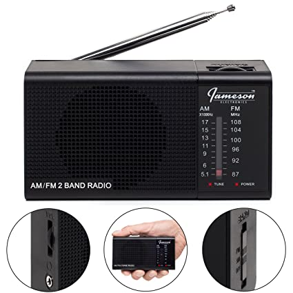 Review AM FM Portable Radio