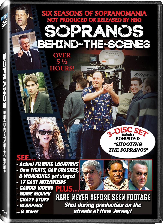 Soprano's: Shooting The Soprano's DVD Region 1 NTSC US