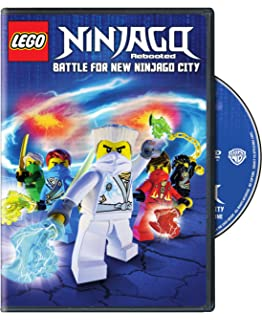 Amazon.com: LEGO Ninjago: Masters of Spinjitzu Season One: Vincent ...
