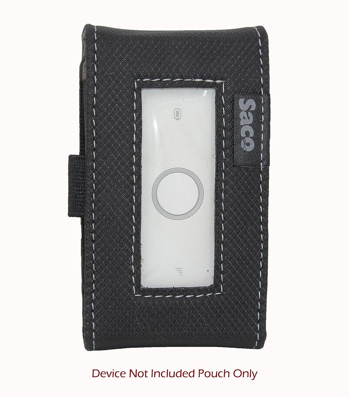 Saco Pouch for Huawei E5573s-606 Airtel 4G Hotspot (Black)