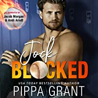 Jock Blocked: Copper Valley Fireballs, Book 1