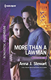 More Than a Lawman (Honor Bound)