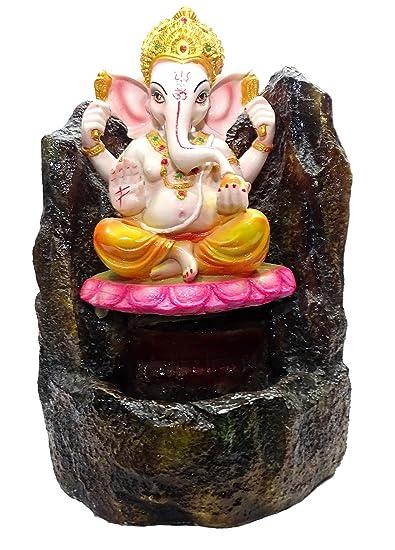 Paras Ganesh Fountain (9X9X16.5 inch)