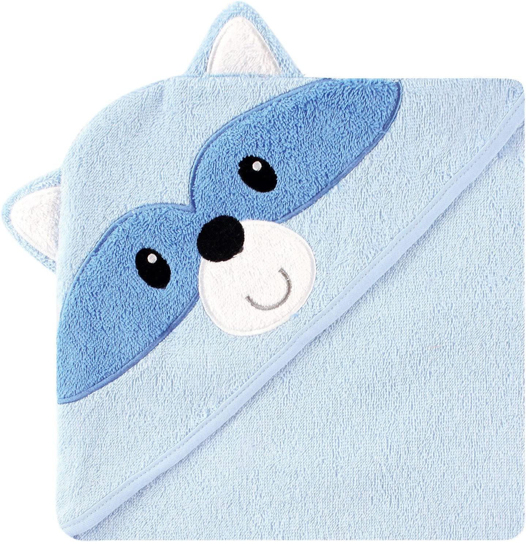Baby Hooded Towel Bamboo Fiber Cartoon Animal Cute Panda Bath Wrap Receiving Blanket Shower Bathrobe for Infant Toddler Boy Girl Photography 35/¡/Á35 inch