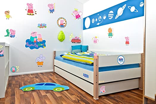 Peppa Pig Wall Stickers Decal Kids Room Bedroom Children PEPPA001 Part 86