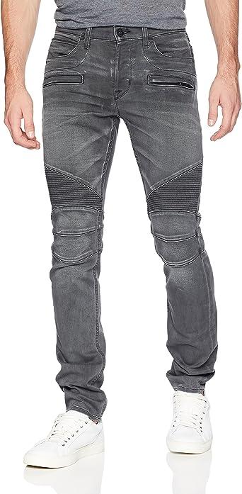 Hudson Jeans Mens The Blinder Biker Denim