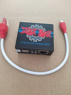 Amazon com: Z3X Box with 4 cables | Repair Tool for Samsung