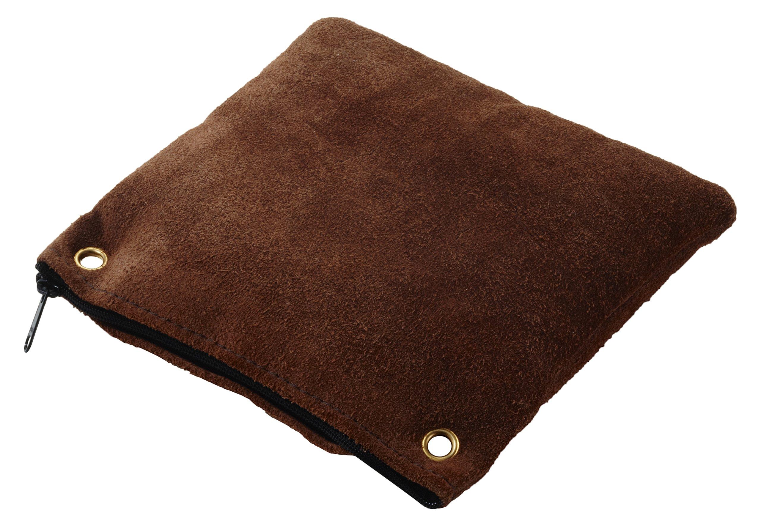 Novoflex 8x8'' Leather Bean Bag Lens Support (TELESACK)