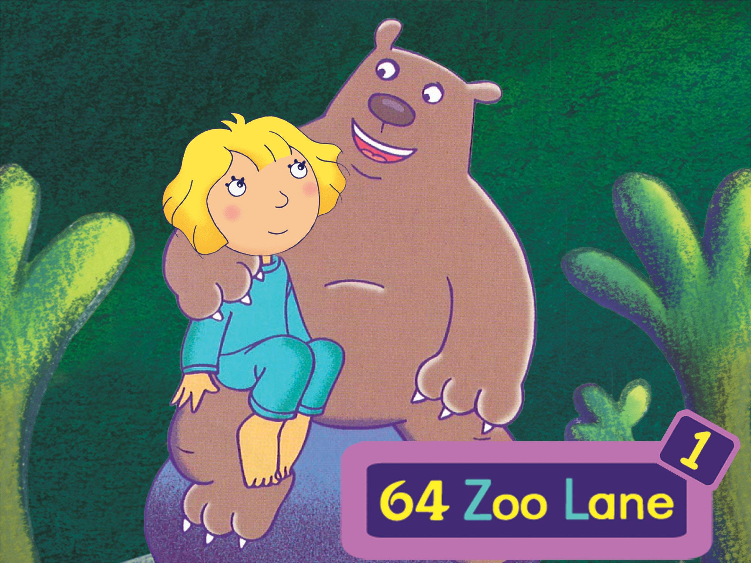 Amazoncouk Watch 64 Zoo Lane Season 1 Prime Video