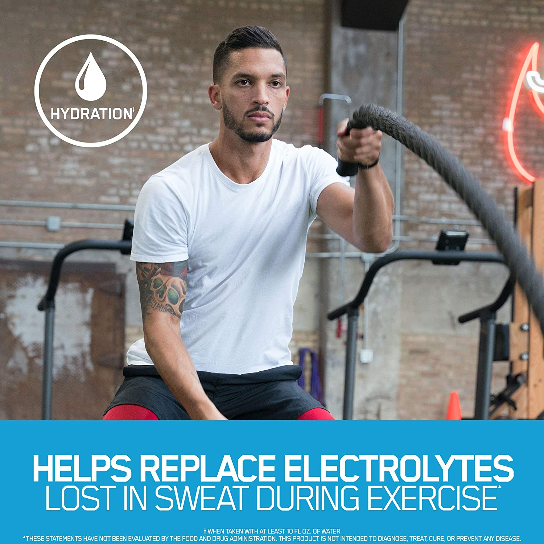 Optimum Nutrition Amino Energy + Electrolytes - Pre Workout, BCAAs, Amino Acids, Keto Friendly, Energy Powder - Tangerine Wave, 30 Servings: Health & Personal Care