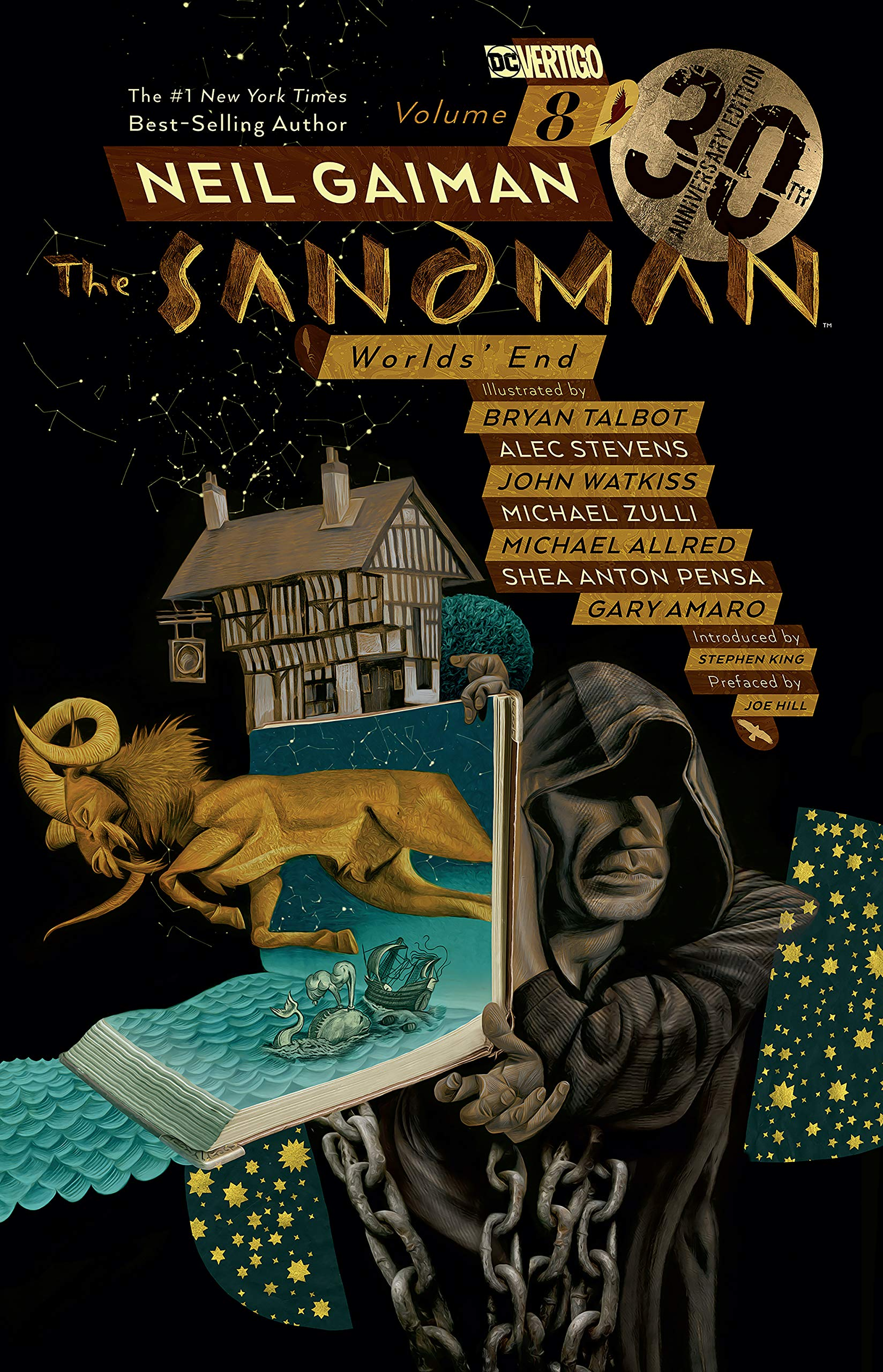 The Sandman Vol. 8: World's End 30th Anniversary Edition
