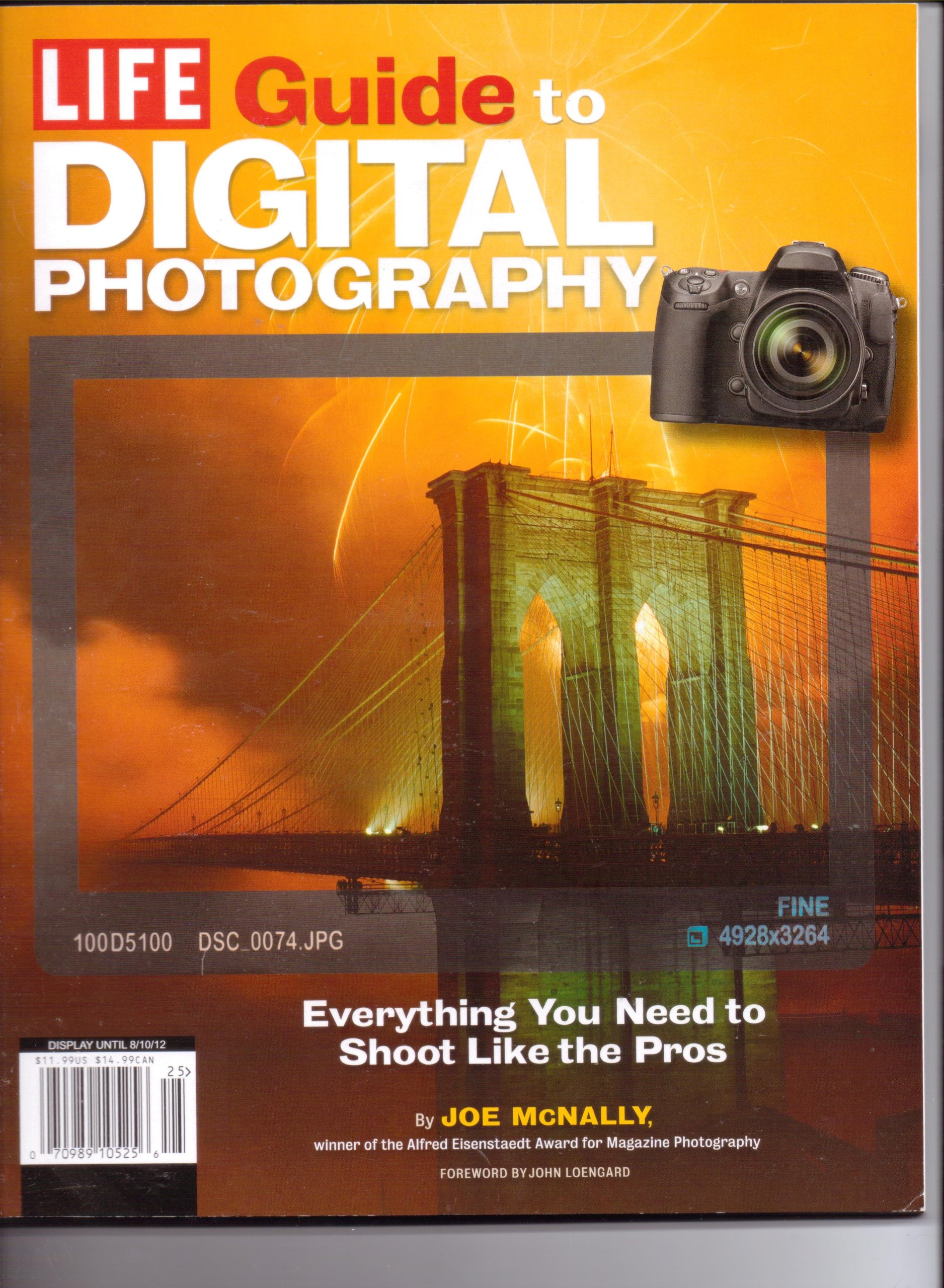 life magazine guide to digital photography 2012