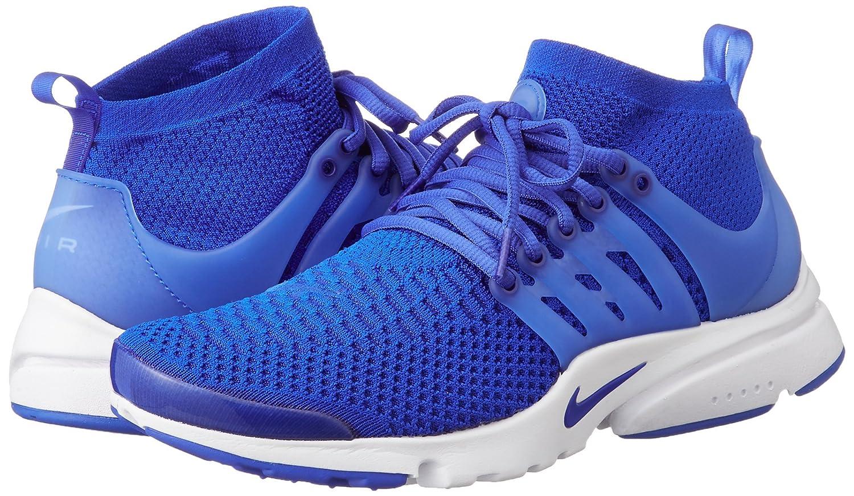 Nike Herren Ultra Air Presto Flyknit Ultra Herren Laufschuhe Blau 42 EU 58e3cc