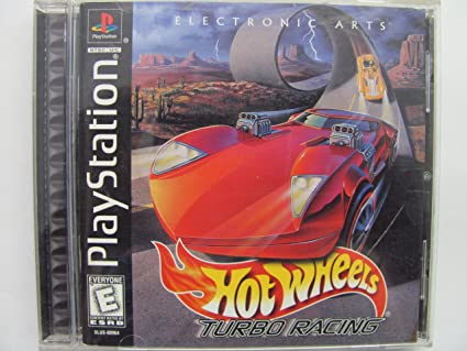 HOT WHEELS TURBO RACING (PLAYSTATION CD-ROM VIDEO GAME VERSION)