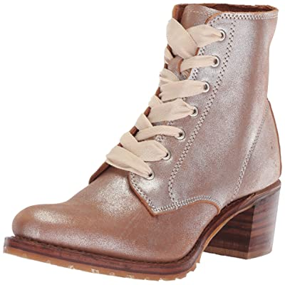 FRYE Women's Sabrina 6G Lace-Up Boot   Ankle & Bootie