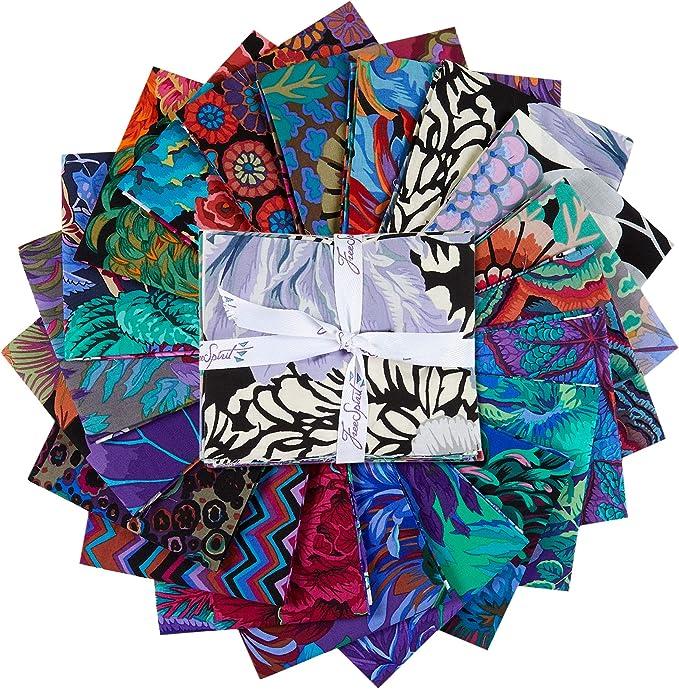 Free Spirit Fabrics Kaffe Fassett Collective Fat Quarter 20 pcs Cold