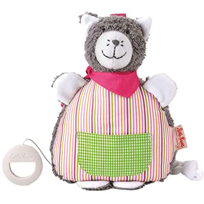 Kathe Kruse - in The Garden - Cat Musical Toy : Baby