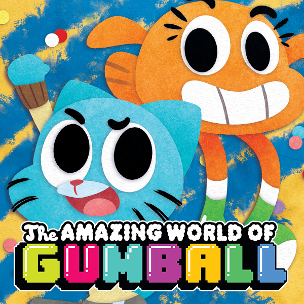 The Amazing World of Gumball (Issues) (16 Book Series)