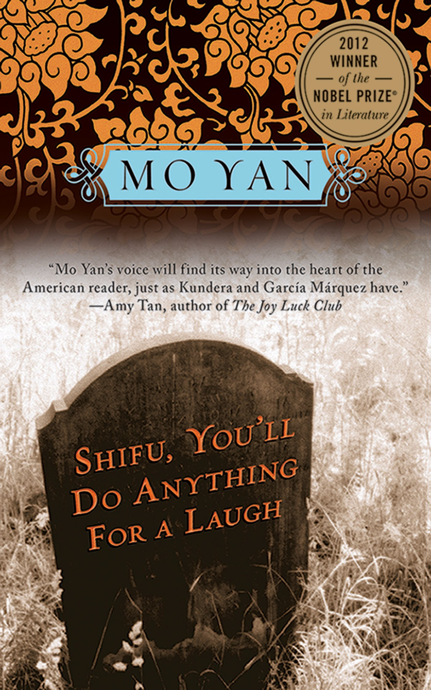 Amazon.com: Shifu, You\'ll Do Anything for a Laugh: A Novel ...