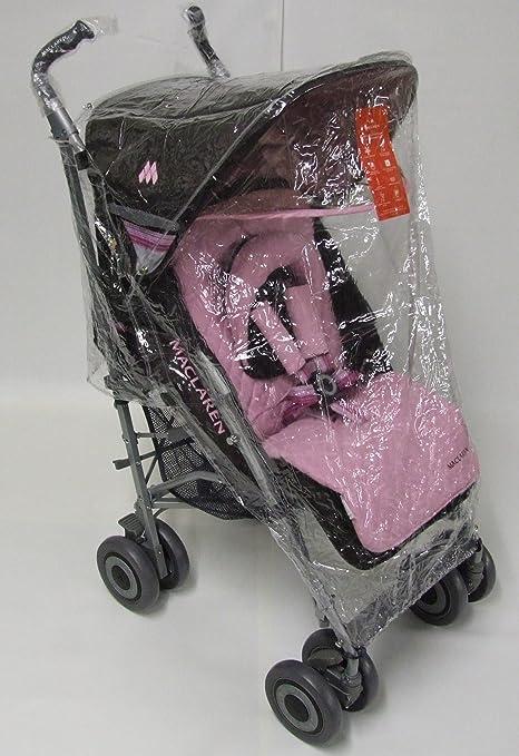 Protector de lluvia para Graco Metro carrito de bebé: Amazon ...