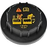 Dorman 54208 Engine Coolant Reservoir Cap for Select Ford / Lincoln / Mercury Models, Black