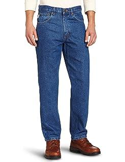 ceea32cc Carhartt Men's Rugged Flex Relaxed Straight Jean at Amazon Men's ...