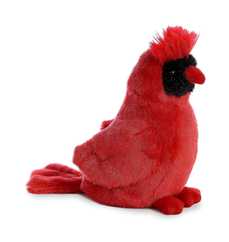Red Cardinal Aurora World AW31750 Aurora 31750 World Mini Flopsie Plush Toy Toy