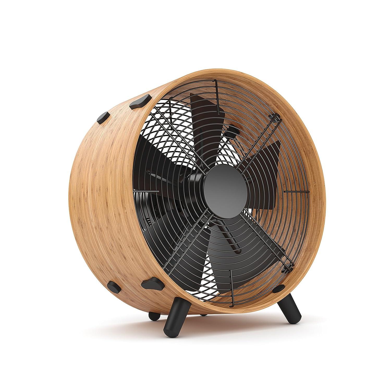 Stadler Form OTTO - Ventilador bambú y metal