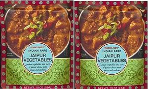 Trader Joe's Indian Fare - Jaipur Vegetables (pack of 2)…