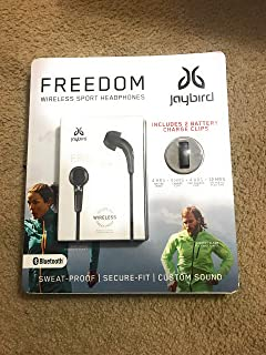 5be3abaaf5e Jaybird - Freedom F5 In-Ear Wireless Headphones - Blaze: Amazon.in ...