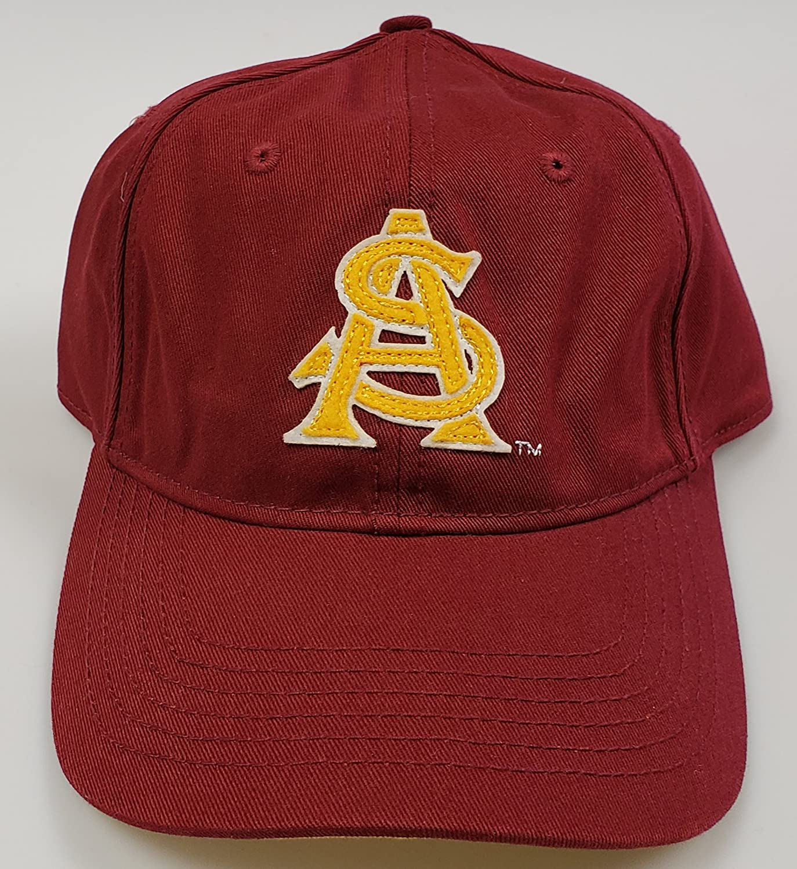 Cod新しいアリゾナ州立大学NCAA刺繍調節可能なキャップ B07CKL11J3