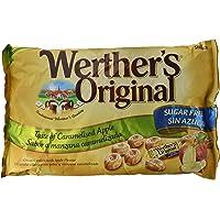 Werther's Original Toffee Duro Sin Azúcar de Mantequilla