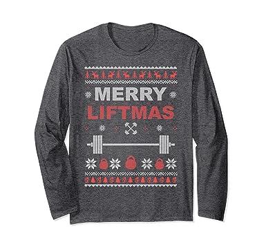 Merry Lift Mas - Unisex Ugly Christmas Sweatshirt AuIMl6