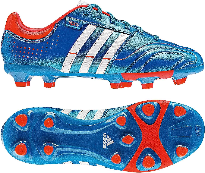 adidas 11 Nova TRX FG Junior Azul g61818 tamaño: 33